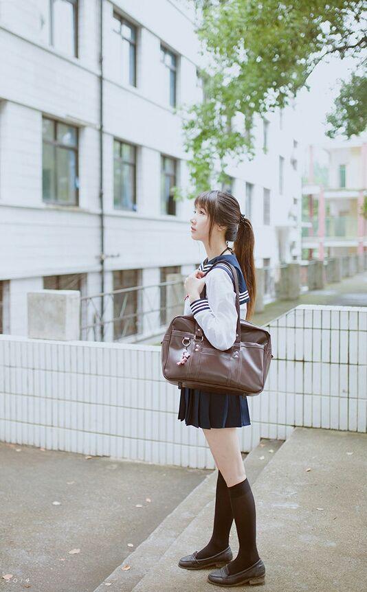 School Girl : Photo