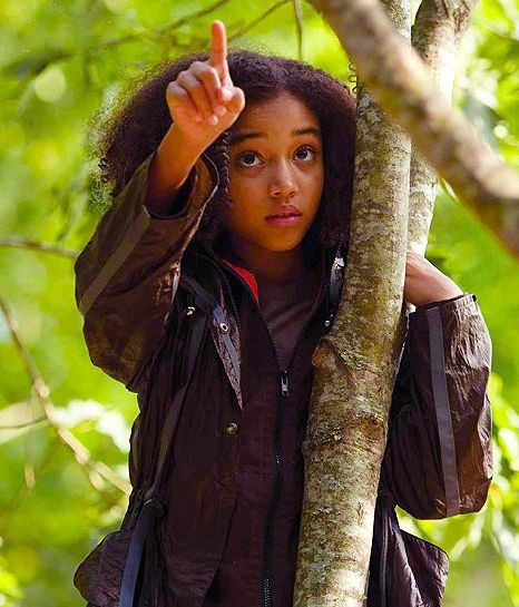 "I'm rue. I make a lasting impression on everyone I meet. Hehe. Which ""Hunger Games"" Character Are You"