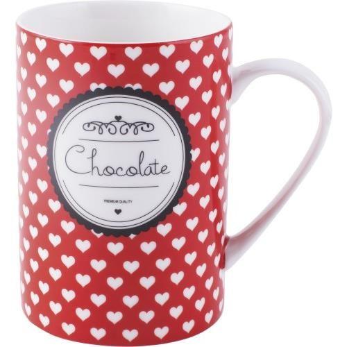 szíves bögre hot chocolate