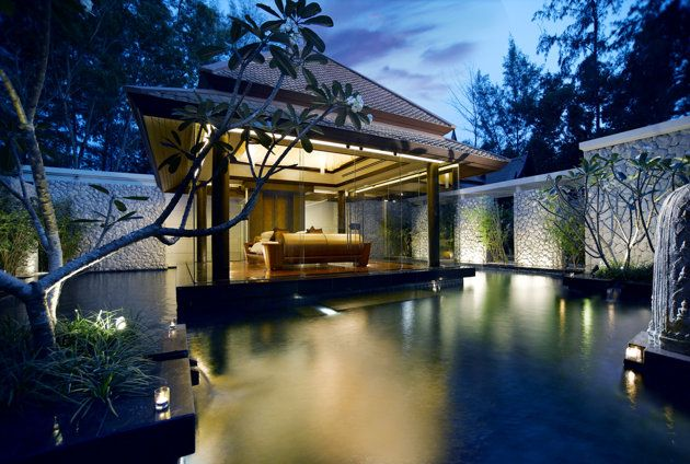 Private & luxurious. DoublePool Villas by Banyan Tree, Thailand