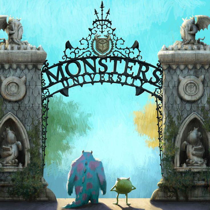 Monsters University: 10 Life Lessons to Learn from the Monsters. Click the image to read the article.