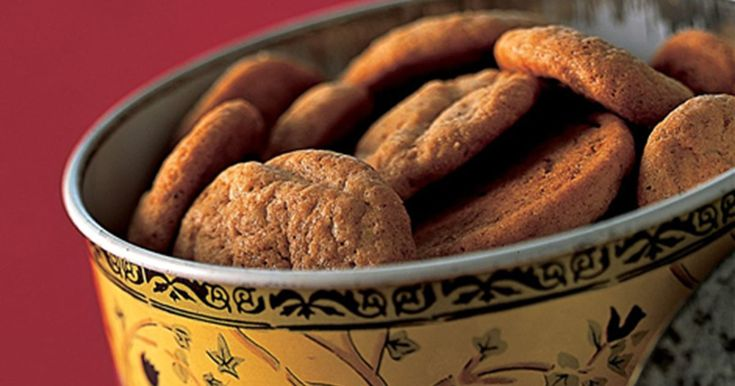 Nem småkagedej der røres sammen og sættes på bageplade med en ske - oplagt når der er børn med i køkkenet.