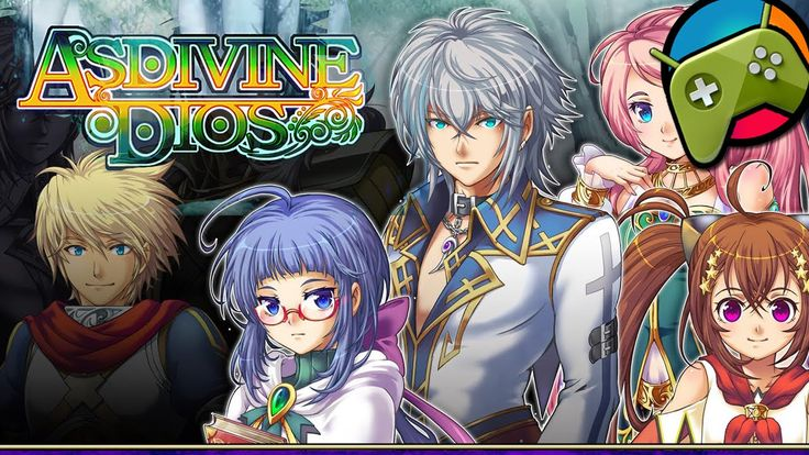 Asdivine Dios Let's Play HD - Android RPG 2015