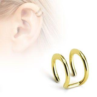 Flot Ørespiral som ikke kræver du har hul i øret - Klikkes nemt på  KUN 25 Kr