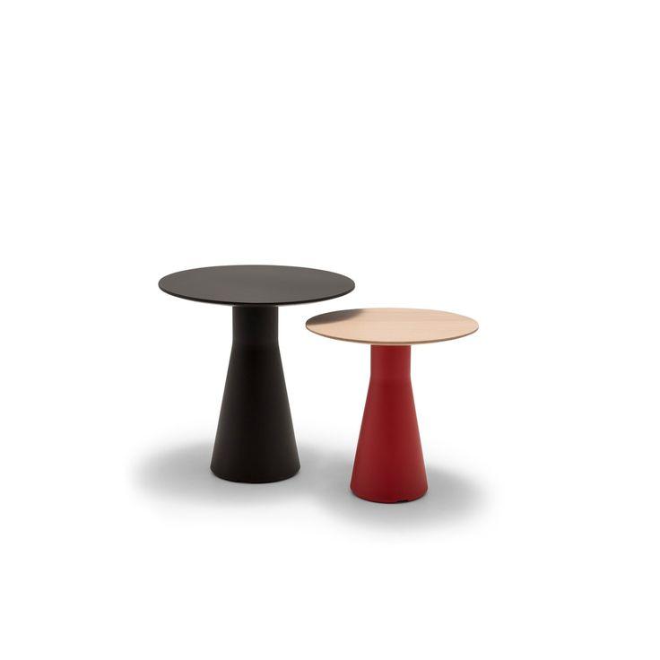 Andreu World, Reverse, Table, Occasional Table,  Piergiorgio Cazzaniga