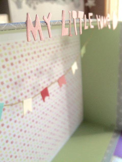 Pasticci di carta - Colori e Camere dei bimbi little home