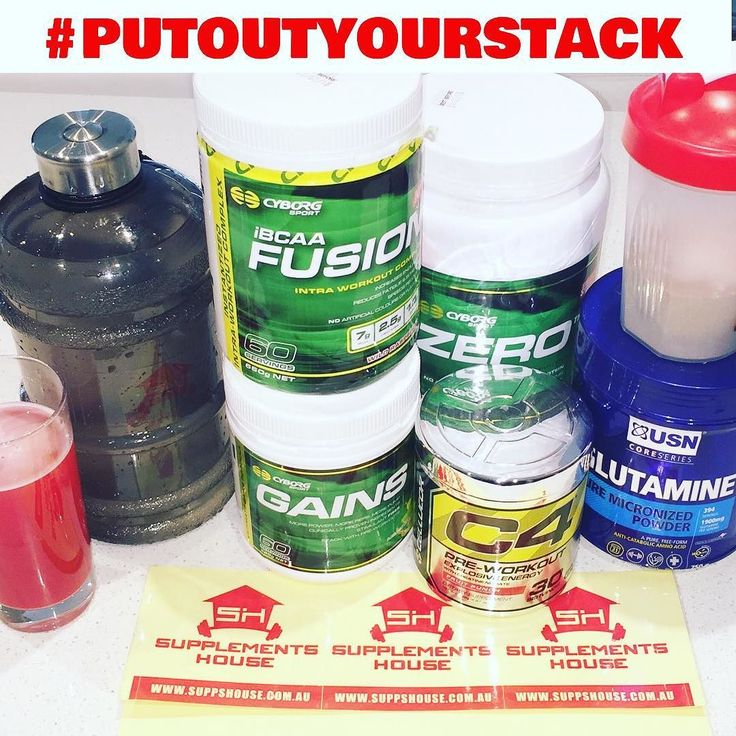 WHAT IS YOUR STACK?  This is mine. @cyborgsport @usnaus @cellucor @suppshouse  #putoutyourstack  #weightraining #weights #workout #exercise #training #pushyourself #strength #strong #supplements #fit #fitness #gym #heathy #lift #bodybuilding #nutrition #motivation #muscle