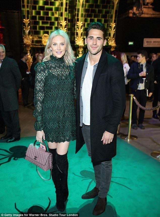 Stephanie Pratt dating Team GB Ollie Lindsay-Hague | Daily Mail Online