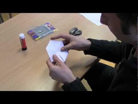 Hexaflexagons - Wiskundig vouwen of origami