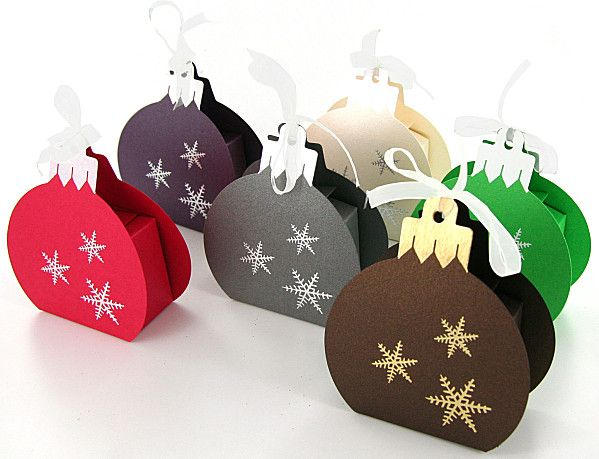 (Christmas Bake Packaging)