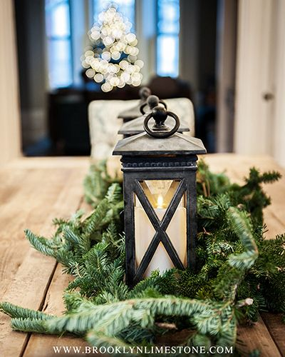 Small Crossbar Traditional Lantern | Balsam Hill
