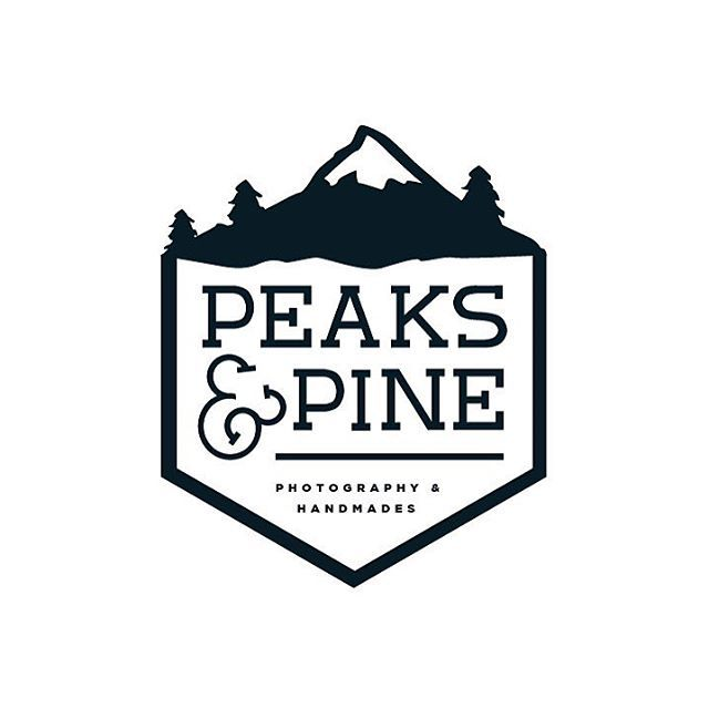 I love this logo you did for peaks & pine. id love to see something similar for river and rose.
