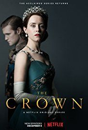 Find the first season of The Crown @ Homewood Public Library! It's shelved at DVD-TV BRITISH CRO!