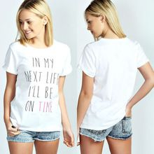 new style high quality ladies cotton elegant cheap print tee  best buy follow this link http://shopingayo.space