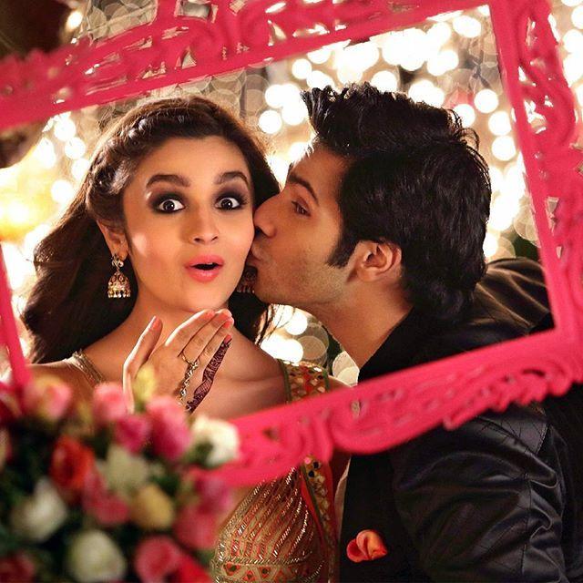 Good morniiing Insta Friends, Have a Nice and happy day <3 - - Varun Dhawan & Alia Bhatt ~ Valia ...