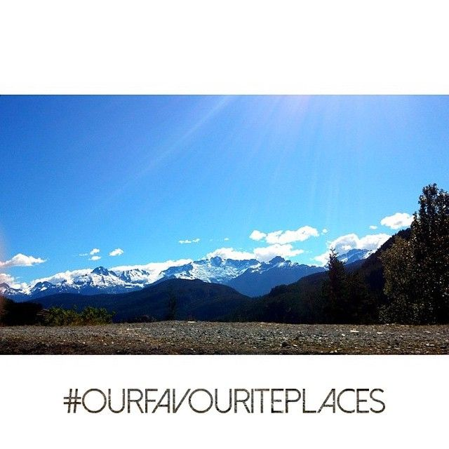 A little weekend inspiration. Thanks @aacarmichael for this beauty #ourfavouriteplaces shot of the mountains on the way to #whister #bc! Tag your pics to be featured, get out there this #weekend!