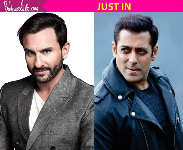 Saif Ali Khan REACTS on being replaced by Salman Khan in Race 3 #FansnStars
