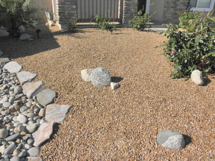 It is one of the most popular landscaping gravel materials in use. This  gravel is shipped in bulk in Arizona, Southern California ... - 25+ Best Apache Brown Gravel And Rock Images By Earth Stone & Rock