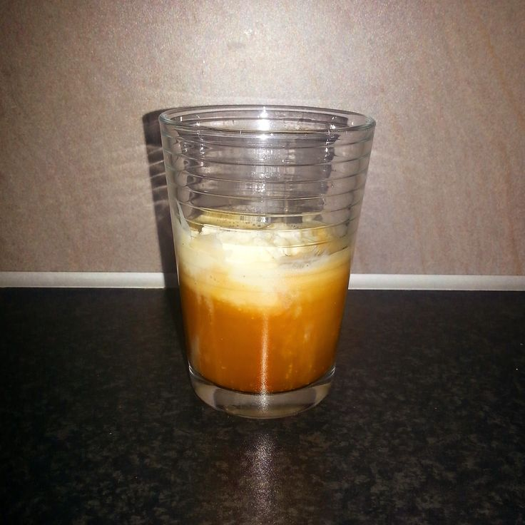 Koffieshake met amaretto en kokosmelk - Culi Sandra