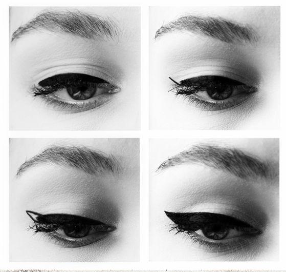 """Μυστικά για να πετύχετε """"γατίσια μάτια"""" σαν της Μαρίας Κάλλας"""