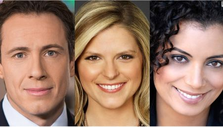 CNN ANNOUNCES NEW MORNING SHOW WITH CHRIS CUOMO, KATE BOLDUAN AND MICHAELA PEREIRA: CNN announced earlier today that they would be debuting a morning show this spring co-hosted by Chris Cuomo and Kate Bolduan. KTLA's Michaela Pereira will join the two as a news anchor. Will you be tuning in? What is your favorite morning show? #chriscuomo #katebolduan #cnn #michaelpereira #tvshows