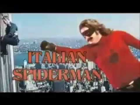 Italian Spiderman Trailer - YouTube