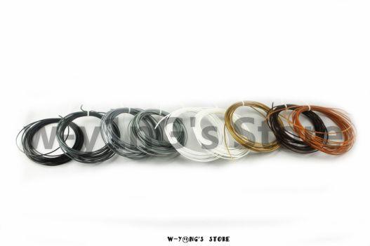 3D supplies 20m 9 colors 1set 9 pcs 3D pen supplies PLA Filament