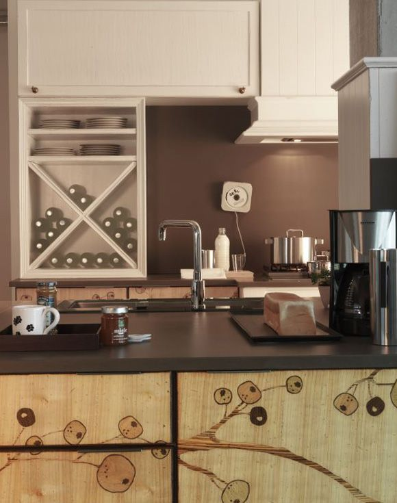 KITCHEN Collection ACQUACOTTA 100% Hand Made In Italy  Www.marchettimaison.com GRAND CUVEE