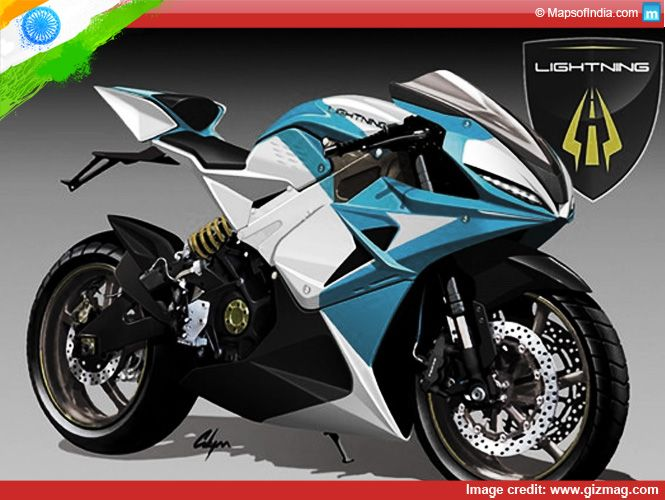 Lightning LS-218, is not just the fastest electric motorcycle, it is the Fastest motorcycle in the whole world!