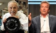 Arnold Schwarzenegger's Mentor Joe Weider Dies