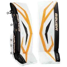 street hockey goalie pads - Google Search
