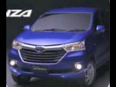AutoZone | AutosVideo.blogspot.com: New Toyota Avanza Facelift 2015 (Grand New Avanza ...