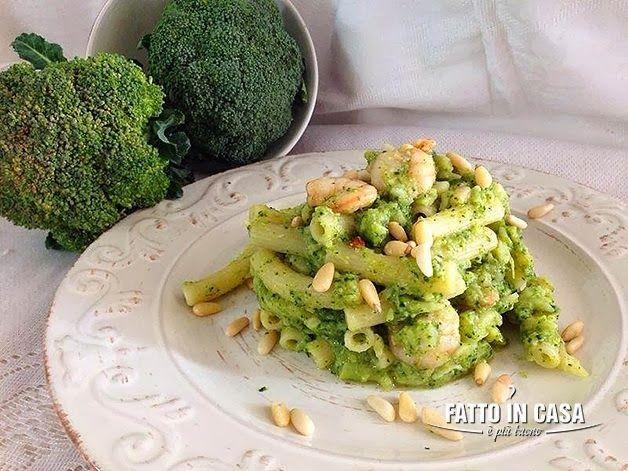 sedanini gamberetti e broccoli- Sorelle in pentola