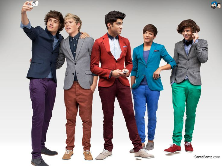 One Direction in style