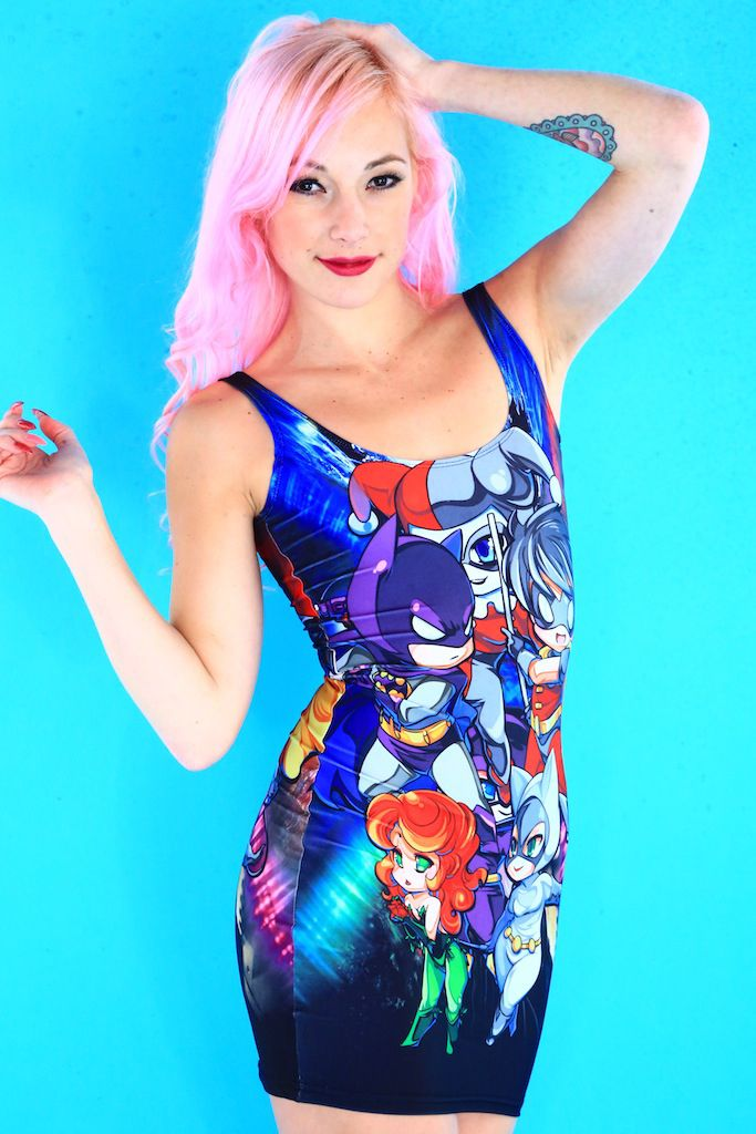 Chibi Collection dress