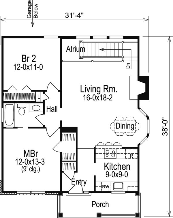 126 best house plans in law suite apartment images on for Ranch house plans with inlaw apartment