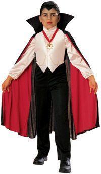 Zane 2013 Dracula Kids Costume