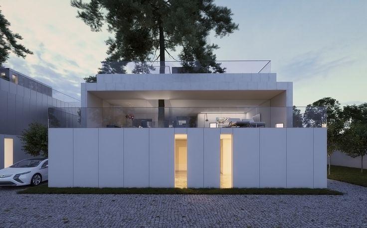 8 Single Family Houses. www.humbertoconde.com #arquitectos