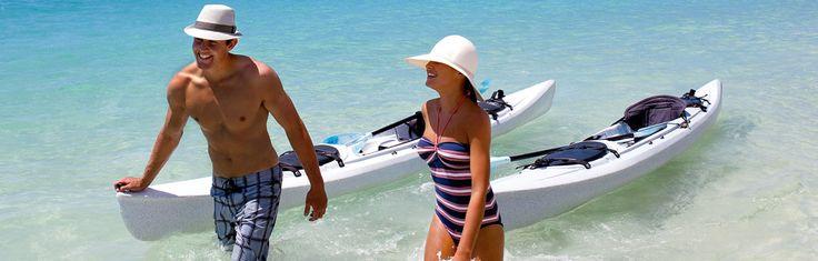 Kayak & Paddle Ski Hire | Hamilton Island Activities