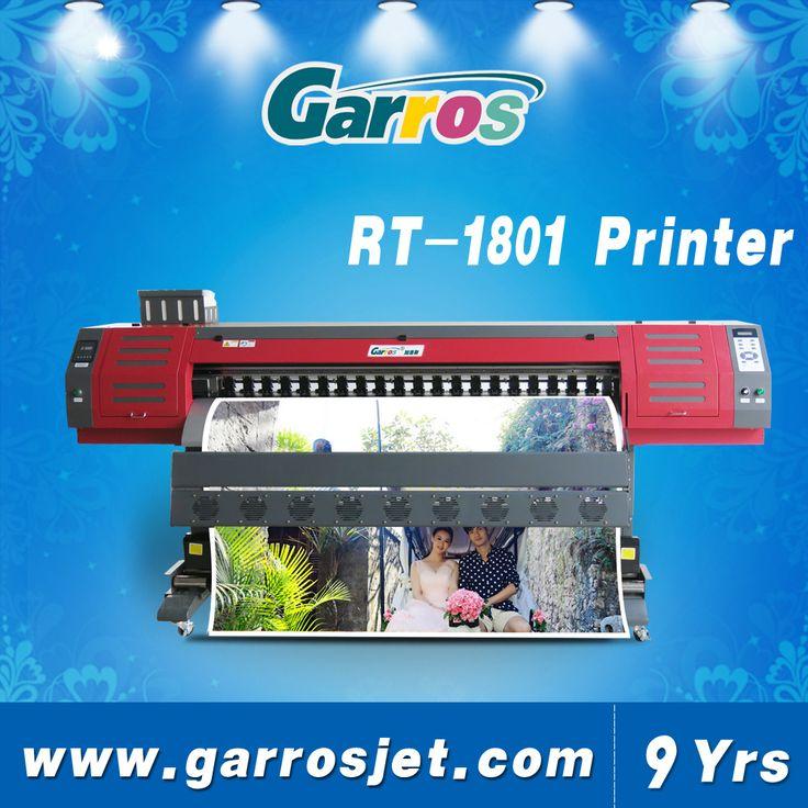 advertising banner printer eco solvent printer