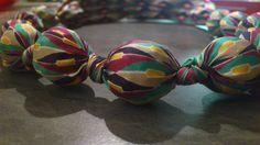 La Casin@ di Ale: {tutorial} riciclo creativo di una cravatta: la collana