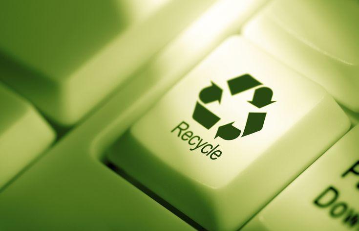 Electronic e-waste disposal