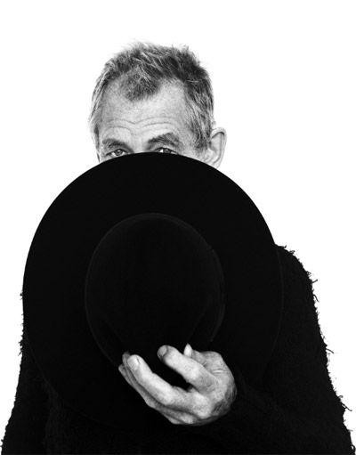 Ian McKellen by Jason Bell
