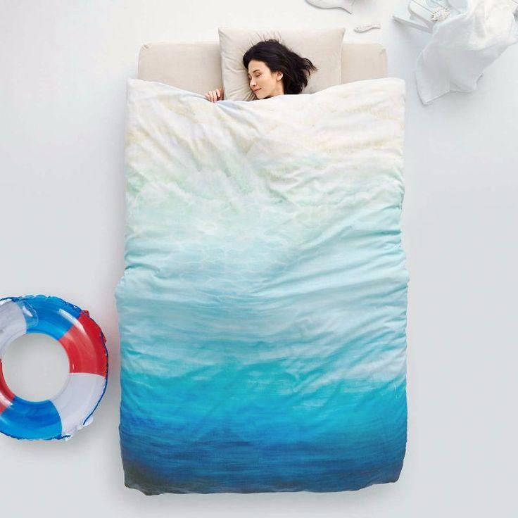 海に抱かれて眠る 潮騒の聴こえてきそうな布団カバー│YOU+MORE!│フェリシモ