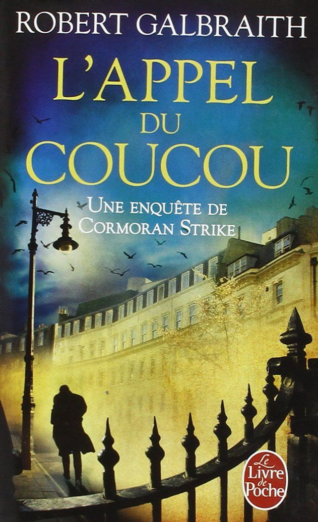 Amazon.fr - L'Appel du coucou - Robert Galbraith (alias J.K. ROWLING)