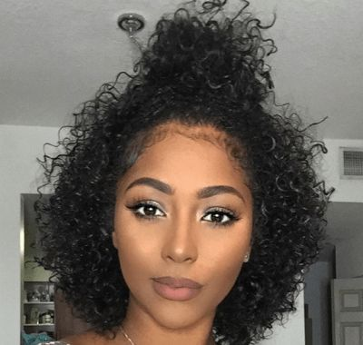 I think that the half top knot is one of the most underrated natural hair styles out there – you may not even think twice about styling your hair in this way, but it's an extremely vers…