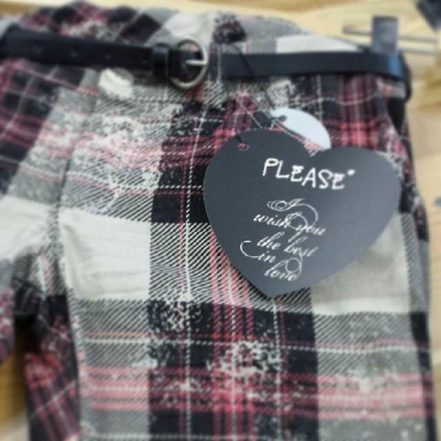 Label - Please Fashion