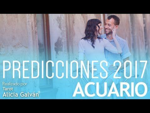 Predicciones Acuario 2017 Gratis - Alicia Galván