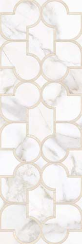 Revestimiento Tavira Blanco 25x75  cm.   Wall tile   marble inspiration   arcana tiles   arcana ceramica
