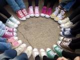 I have a small, but cherished circle of friends. Each one of them different and very special.